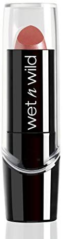 wet n wild Silk Finish Lipstick Dark Pink Frost, 1er Pack (1 x 3,6 g)