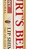 Burt's Bees Lippenschimmer Peony, 1er Pack (1 x 2,6 g)