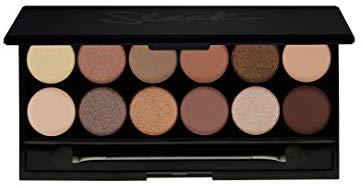 Sleek MakeUP iDivine Eyeshadow Palette A New Day, 1er Pack (1 x 9 g)