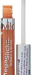 wet n wild Mega Slicks Lip Gloss Berry Burst, 1er Pack (1 x 5 g)