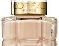 L'Or&eacute,al Paris Age Perfect Nagellack mit Pflege&ouml,l in Nr. 660 L'Or, f&uuml,r glatte und gl&auml,nzende N&auml,gel, in