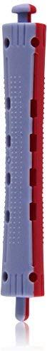 Efalock Professional Kaltwellwickler 2-Farbig, rot- blau lang, 1er Pack, (1x 12 St&uuml,ck)