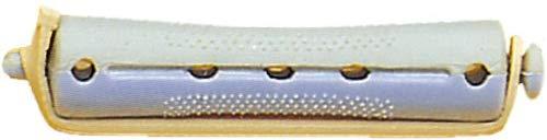 Fripac-Medis Dauerwellwickler LW2K, kurz, Beutel mit 10 St&uuml,ck, Durchmesser 13 mm, blau-grau