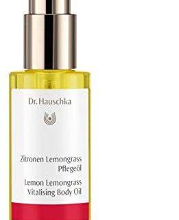 Dr. Hauschka Zitronen Lemongrass Pflege&ouml,l unisex, erfrischendes K&ouml,rper&ouml,l, 10 ml, 1er Pack (1 x 27 g)