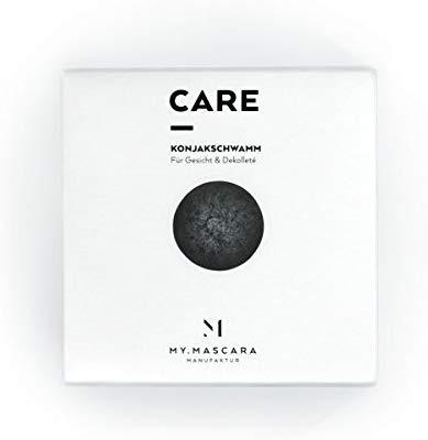 MY.MASCARA KONJAKSCHWAMM - Gesichtspflege und perfekte Stimulation f&uuml,r Dein Bindegewebe