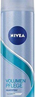 Nivea Extra Stark Haarspray, Volumen Pflege, Reisegr&ouml,&szlig,e, 1er Pack (1 x 75 ml)