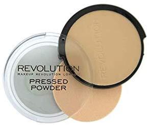 MAKEUP REVOLUTION Pressed Powder Translucent, 8 g