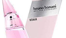 bruno banani Woman a?? Eau de Toilette Natural Spray a?? Blumig-fruchtiges Damen Parf&uuml,m a?? 1er Pack (1 x 20ml)