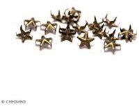 40&nbsp,Krallen Etoiles 8&nbsp,mm bronze