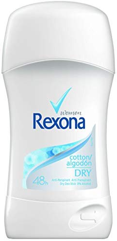 Rexona Stick Cotton Dry, 40 ml