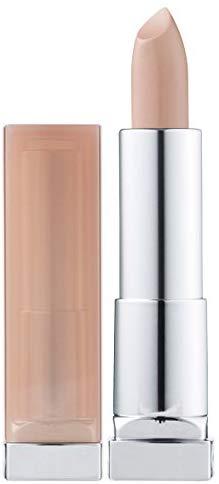 Maybelline New York Make-Up Lippenstift Color Sensational Nudes Lippenstift mit pflegender Wirkung, sultry sand, 1er Pack (1 x 5