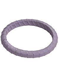 Schmuck-art Armreif PleatSmall lt.purple 25819