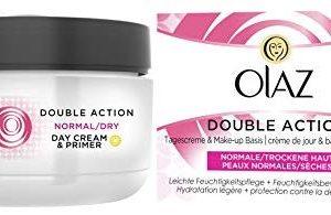 OLAZ Essentials Double Action Sch&uuml,tzende Tagescreme, Tiegel