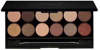 Sleek MakeUP iDivine Eyeshadow Palette All Night Long 1er Pack (1 x 13,2 g)