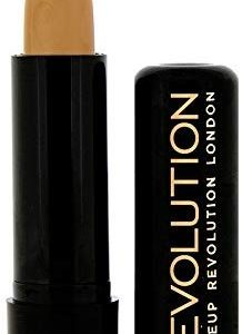 MAKEUP REVOLUTION Matte Effect Concealer MC 09 Medium Dark, 3 g