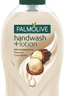 Palmolive Handseife + Lotion Shea- und Kakao-Butter, 250 ml