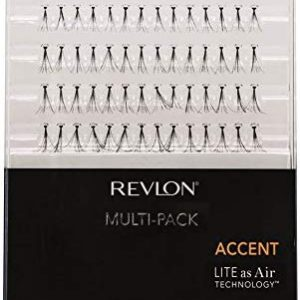 Revlon Accent Multi-Pack Wimpern A70, 1er Pack (1 x 70 St&uuml,ck)