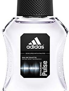 adidas Basic Line Dynamic Pulse, homme-man, Eau de Toilette, 50 ml