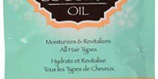 HASK Monoi Coconut Oil Nourishing Deep Conditioner Sachet, 50 ml