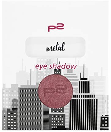 p2 cosmetics Individual Eye Shadow 110, 3er Pack (3 x 2 g)