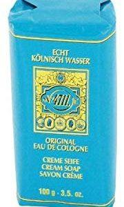 4711 Echt K&ouml,lnisch Wasser unisex, Creme Seife 100 g, 1er Pack (1 x 0.1 kg)
