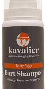 Kavalier Skincare Bart Shampoo, 100 ml