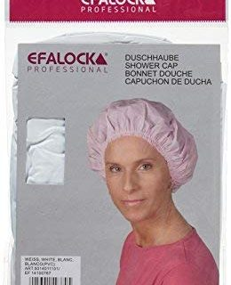 Efalock Professional Duschhaube, wei&szlig,, 1 St&uuml,ck (1x 1 St&uuml,ck)