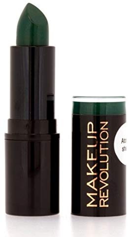 Makeup Revolution - Lippenstift - Atomic Lipstick - Serpent