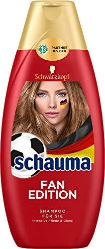 Schwarzkopf Schauma Shampoo, Fan Edition f&uuml,r Sie, 400 ml