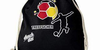 """Duschdas Turnbeutel""""Treffsicher"""", 1er Pack (1 x 200 g)"""