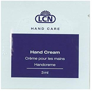 Probe LCN Hand Creme nicht-Fettendes Feuchtigkeitsspendende Creme, 3&nbsp,ml
