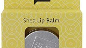 FAIR SQUARED Lippenbalsam Shea Vanille, vegane Naturkosmetik, 12 g