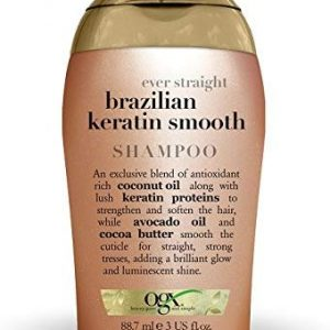 ogx Travel Ever Straight Brazilian Keratin Smooth SHAMPOO, 88,7&nbsp,ml