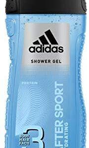 adidas After Sport 3in1 Duschgel f&uuml,r Herren, 250 ml