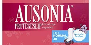 Ausonia 8410108117654 Normal Damenbinde, 1er Pack (1 x 0.04 kg)