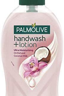 Palmolive Handseife + Lotion Orchidee und Kokosnussmilch, 250 nl