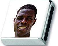 Pasionista Unisex Charm Messing Glas Chunks 630342