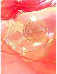 Zorbitz INC Feng Shui Gl&uuml,ck Charms Energizing Kristall, Acryl, mehrfarbig, 3-teilig