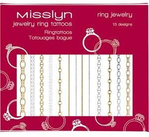 Misslyn Jewelry Ring Tattoo