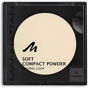Manhattan Soft Compact Powder, transparent 0