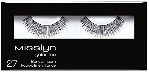 Misslyn Eyelashes Nr.27 EYE am a lash queen, 1 St&uuml,ck