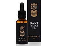 Bart Royal Bart&ouml,l Oud Wood, macht den Bart weich und geschmeidig, pflegt Bart und Haut, hilft gegen Juckreiz, Bartpflege Ma
