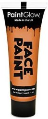 paintglow, Pro Face Paint, Bright Orange, 13&nbsp,ml, lose