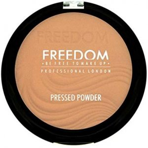 Freedom Makeup - Puder - Pressed Powder Shade 101 - Translucent