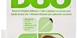 Ardell Duo Brush on Adhesive with Vitamins, das Original, 1er Pack (1 x 5g - 0.18 oz)