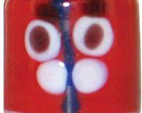 Chrysalis By Silver Willow Damen Glas Bead Silber CRG0105