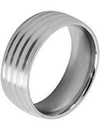 Akzent Damen-Ring Edelstahl Gr.50 (15.9) 001015050003