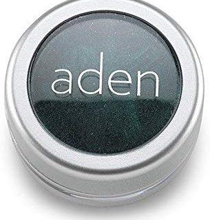 ADEN Pigment Powder- Loose Powder Eyeshadow 21, Kiwi, 1er Pack