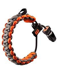 Gerber Bear Grylls Survival Paracord-Armband&nbsp,&ndash,&nbsp,grau