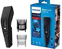 Philips Haarschneider Series 3000 mit Trim-n-Flow-Technologie HC3510-15 (13 L&auml,ngeneinstellungen)